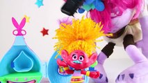Boss Baby Cuts Poppy and Branch Trolls Hair Part 12 | Bergens Chef, LOL Surprise Toy