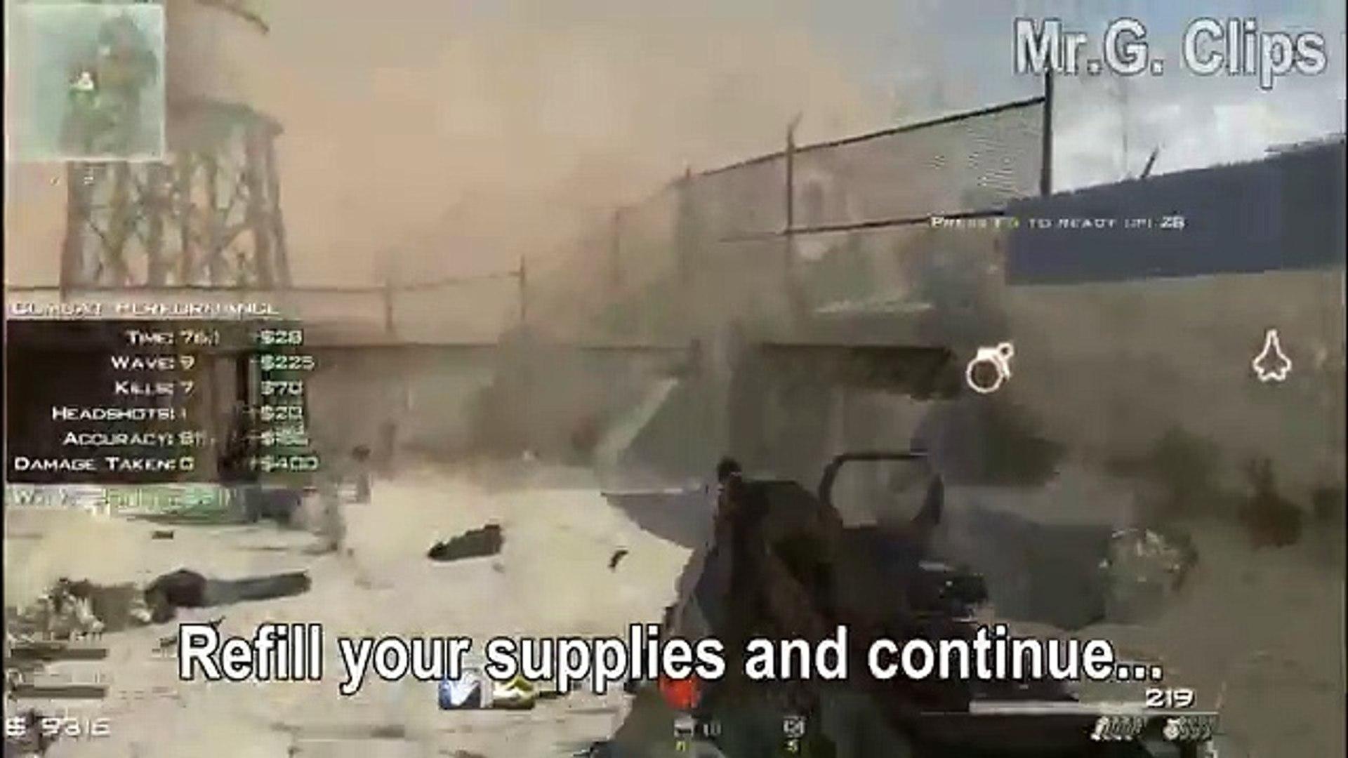 COD: MW3 Survival Solo - DOME Strategy Guide