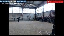 Coupe de France : Pétanque des Canuts VS Pétanque Bellerivoise - Fin du tête-à-tête Alex MALLET vs Jean-Luc MAILLET