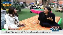 Weekend with Hina on News one  - 3rd December 2017