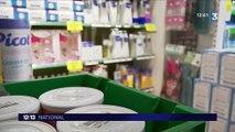Salmonelles dans du lait en poudre : une vingtaine de nourrissons infectés