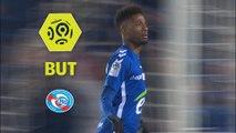 But Nuno DA COSTA (13ème) / RC Strasbourg Alsace - Paris Saint-Germain - (2-1) - (RCSA-PARIS) / 2017-18