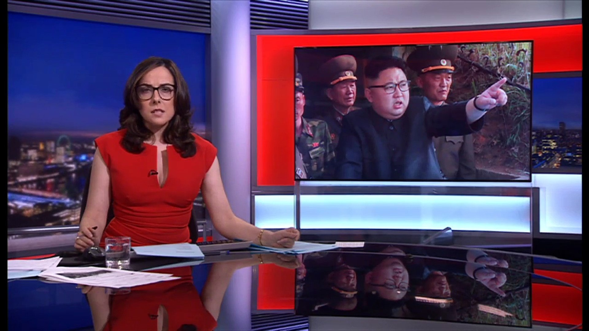North Korea Live Interview - Australia_Asia Midday BBC World News, BBC News Channel-7nmLH6GwqcU