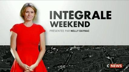 CNEWS - Générique Intégrale Week-End - Nelly Daynac (2017)