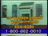(April 26, 1992) WBRE-TV 28 NBC Scranton/Wilkes-Barre Commercials
