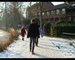 Etangs de Corot à Ville d'Avray en hiver - Episode 1 sur 2