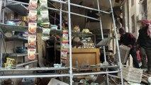 Al menos 25 muertos por ataques en región siria de Guta Oriental