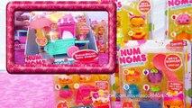 Num Noms Serie 2 - Cinco paquetes Brunch, dos de Freezie Pops, Pizza y Diner