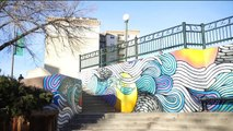 City of Denver Pays Artists to Create Murals as Part of Graffiti Prevention Program