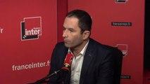 """Benoît Hamon : """"Nous sommes un mouvement politique qui réfléchit, pense, propose, mais nous ne proposons pas de candidats aux élections"""""""