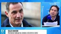"""Le nationaliste corse Gilles Simeoni : """"C'est un raz-de-marée démocratique"""""""