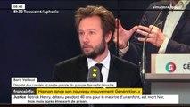 """Hamon lance son mouvement Génération.s """"Le PS a perdu dans toutes ses dimensions"""" rappelle Boris Vallaud. """"Benoît Hamon, dans ses propositions, a perdu. Il faut se garder du déni."""""""