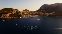 Crazy Capri (4k Time-lapse Tilt Shift Aerial)