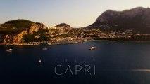 Crazy Capri (4k Time-lapse Tilt Shift Aerial)