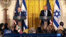 Transfert de l'ambassade américaine: Donald Trump entretient le suspens