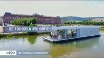 Des maisons de luxe sur l'eau ? Voici le projet fou de français qui s'exportent aux Etats-Unis