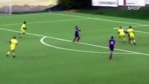 Ianis Hagi öyle bir gol attı ki!