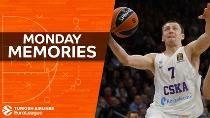 Monday Memories: CSKA's buzzer-beater in Bamberg