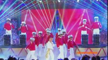 """AJ Performs """"Drummer Boy"""" by Justin Bieber 