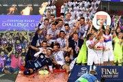 Les clubs français en Coupe d'Europe
