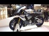 2015 Yamaha R1 walk-around   EICMA 2014   Visordown Exclusive