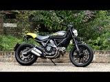 Ducati Scrambler Full Throttle | Visordown Road Test