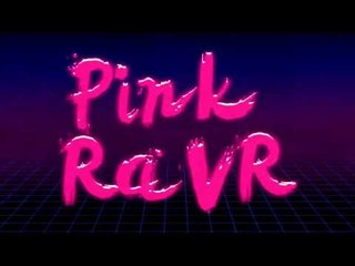 VR Arts Lab presentation by the group 'Pink RaVR' - project inspired by Ready Player one