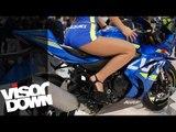 Suzuki GSX-R1000 walk-around at Eicma 2015   Visordown Exclusive