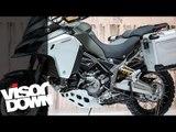 Ducati Multistrada 1200 Enduro walk-around at Eicma 2015   Visordown Exclusive