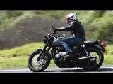 Triumph Bonneville T120 Review Road Test | Visordown Motorcycle Reviews