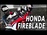 Honda CBR1000RR Fireblade/SP Review First Ride | Visordown Motorcycle Reviews
