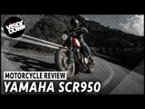Yamaha SCR950 first ride review | Visordown Motorcycle Reviews