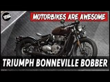 Triumph Bonneville Bobber | Motorbikes Are Awesome