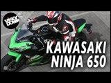 Kawasaki Ninja 650 Review First Ride | Visordown Motorcycle Reviews