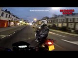 Motorcycle thieves trying to steal moving motorbike?   Motorbike Monday