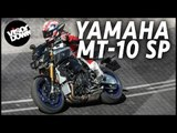 Yamaha MT-10 SP First Ride Review | Visordown Motorcycle Reviews