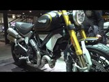 New Ducati Scrambler 1100 Sport - Closer look | EICMA 2017