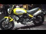 New Ducati Scrambler 1100 - Closer look | EICMA 2017