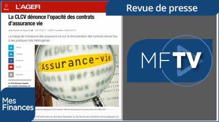 RDP semaine 47 : Assurance vie, encadrement des loyers et droit à l'erreur