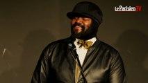 Gregory Porter chante «Holding on» en live au Parisien