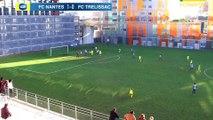 U19 : les buts de FC Nantes  - Trélissac FC (3-0)