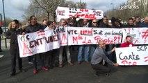 Nantes : les chauffeurs VTC veulent être entendus