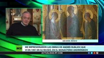 "Mario Beverati, expárroco en Nizhni Nóvgorod: ""Bergoglio me ayudó a viajar a Rusia"""