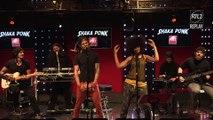 Shaka Ponk - My Name Is Stain (LIVE) - #LeDriveRTL2