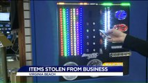 Video Shows Theft Suspect Hiding Items in His Pants