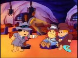 Los divertidos Picapiedra 1x01 RocaMagnun Investigadores privados