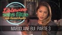 """Marjolaine Bui à propos de la prostitution dans la télé-réalité : """"Elles font ce qu'elles veulent"""""""