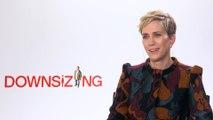 """Kristen Wiig Talks Working With """"Nice Guy"""" Matt Damon"""