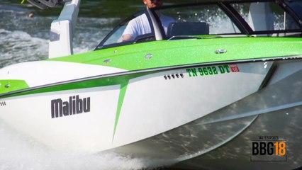 2018 Malibu 25 LSV - Wakeboarding Review