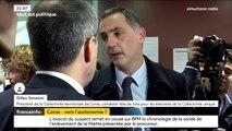 """Tout est politique. """"La Corse n'est pas dans une logique de rupture avec la France"""", assure Gilles Simeoni"""